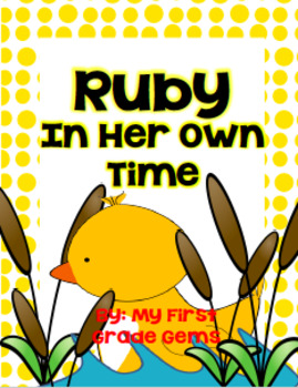 Ruby in Her Own Time Literacy Resources