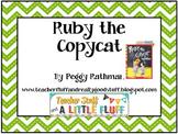 Ruby the Copycat Activities