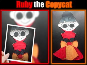 Ruby the Copycat Book Companion and Craft