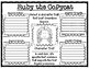 Ruby the Copycat Character Analysis Graphic Organizers