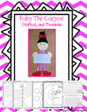 Ruby the Copycat Craftivity & Printables