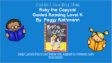 Ruby the Copycat (Level K) Guided Reading Lesson Plan