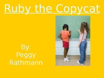 Ruby the Copycat - Vocabulary