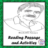 Rudolfo Anaya Reading Passage and Activities