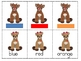 Rudolph Color Word Set