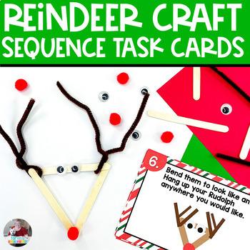 Rudolph Craftivity