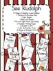 Rudolph Emergent Kindergarten Reader / Writing and Math/ 2 Crafts/ Christmas