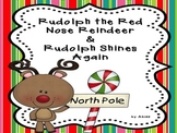 Rudolph First Grade Common Core Activities