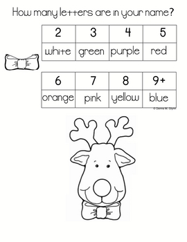 Rudolph Holiday Glyph