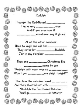 Rudolph Poetry Center Pack