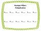 Rudolph Riders Decimal Multiplication Center