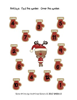 Rudolph Roll a Dice