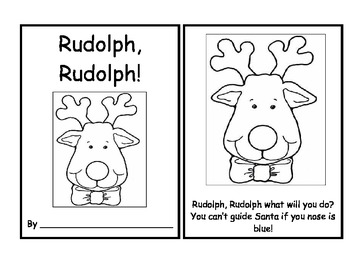 Rudolph, Rudolph What Do You See?