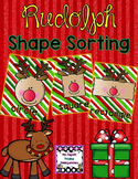 Rudolph Shape Sorting