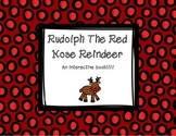 Rudolph The Red Nose Reindeer Christmas Book