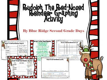 Rudolph The Red Nosed Reindeer Graphing