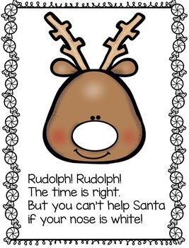 Rudolph's Color Nose Mix-Up