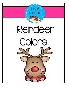 Rudolph's Colorful Nose