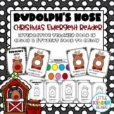 Rudolph's Nose Interactive Book