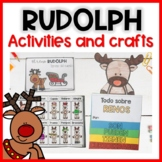 Christmas Writing & reading comprehension activities:RUDOL
