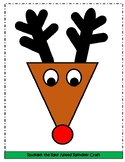 Rudolph the Red-Nosed Reindeer Craft