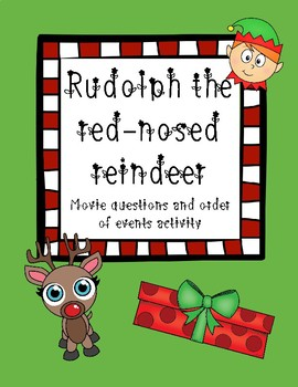 Rudolph the Red-Nosed Reindeer Movie Questions, appreciation, etc.