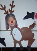 Rudolph/Reindeer Craftivity for Christmas