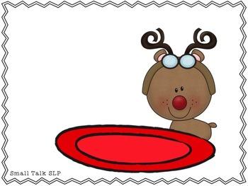 Rudolph's Crazy Cookie Exchange Game