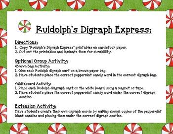 Rudolph's Digraph Express