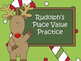 Rudolph's Place Value Pack