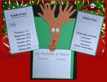 Rodolfo El Reno - With Writing Starters - Spanish