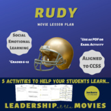 Rudy Movie Lesson Plan