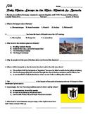 Rudy Maxa Munich and Bavaria Video Worksheet