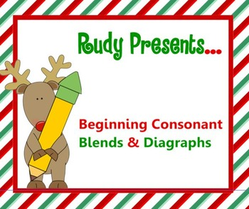 Rudy Presents Beginning Blends and Diagraphs