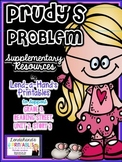 Prudy's Problem and How She Solved It Teacher Pack