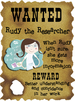 Rudy the Researcher