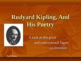 Rudyard Kipling And His Poetry
