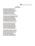 "Rudyard Kipling's ""If"" TP-CASTT"