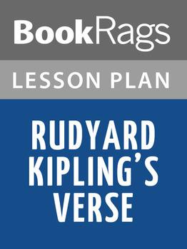 Rudyard Kipling's Verse Lesson Plans