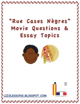 Rue Cases Negres/Sugar Cane Alley Movie Questions
