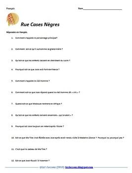 sugar cane alley movie summary