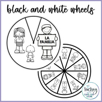 Ruedas de la familia - Spanish Family Wheels