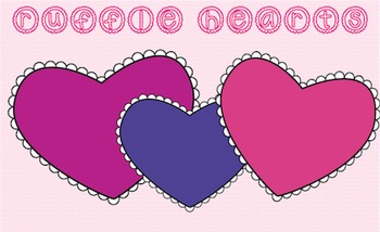 Ruffle Hearts
