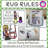 Rug Rules Social Story