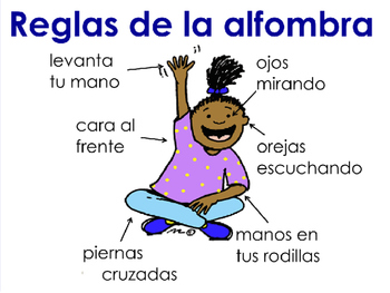 Rug Rules (Spanish)