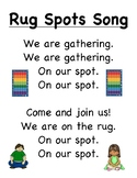 Rug Spots Song
