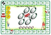 Rugby Addition Number Bonds to 5