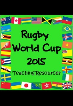 Rugby World Cup 2015 Resource Pack