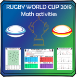 Rugby World Cup 2019 Math Activities