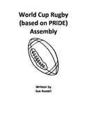 Rugby World Cup Class Play or Assembly